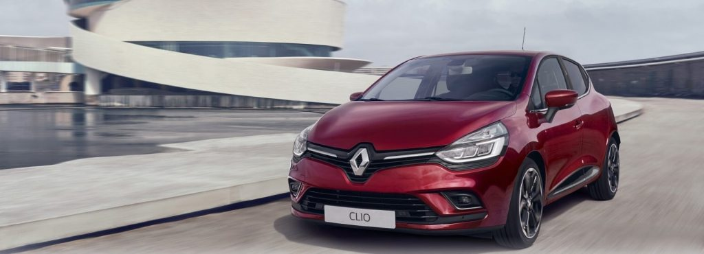 Renault Clio recenze